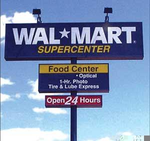Wal-Mart = Success